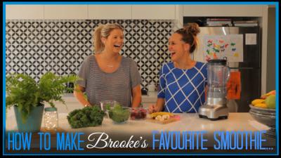 Brooke smoothie option 1