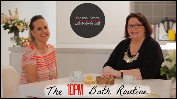 10pm Bath Holder