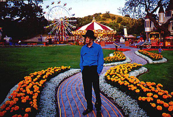 Michael Jackson Neverland Range listed for $100 million