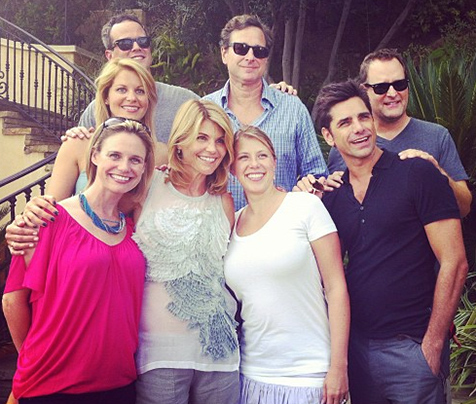 Cast reunions - we have your favourite TV and movie stars
