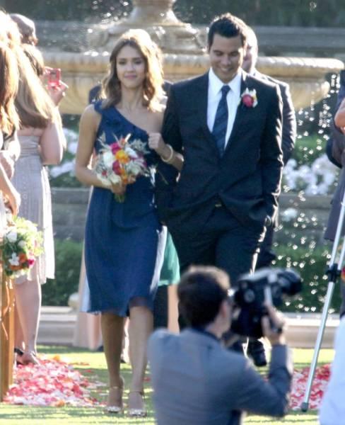 Jessica Alba Wedding: When Our Fave Celebs Act As Bridesmaids