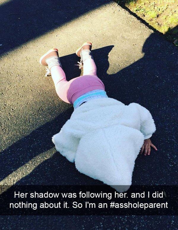 asshole parent
