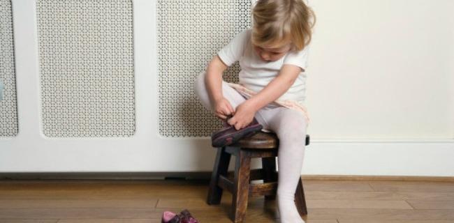 shoe feature