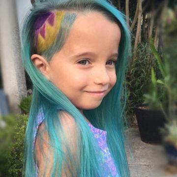 lyra hair