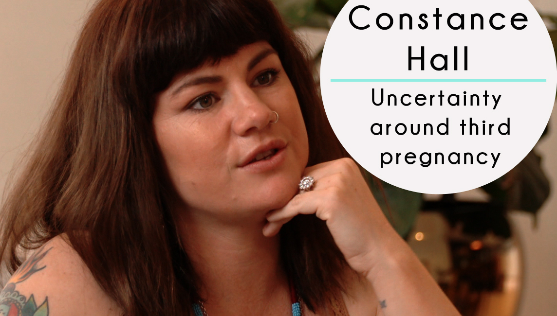 6 uncertainty around 3rd preg