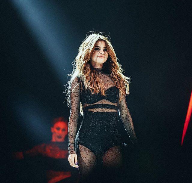 10th spot! Selena Gomez @selenagomez -  3.2million likes