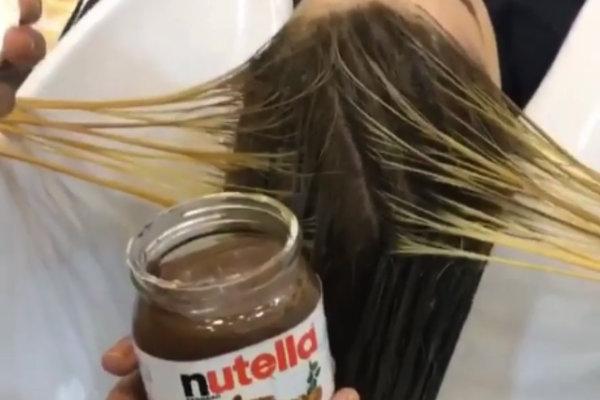 nutella-hair
