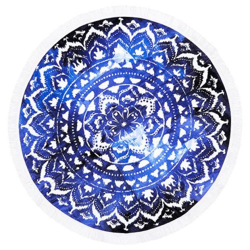 Goa Geo Round Beach Towel $39.00
