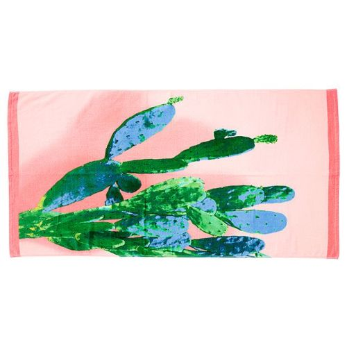 Cactus Beach Towel $15.00