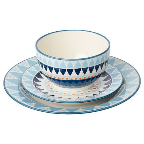 Wanderlust 12 piece dinner set $35.00