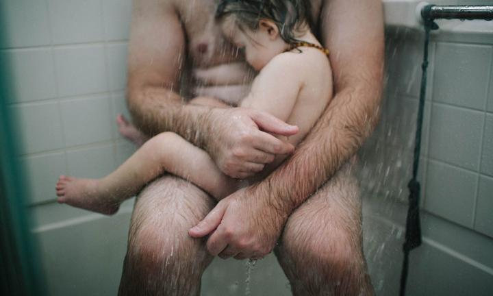 dad baby shower