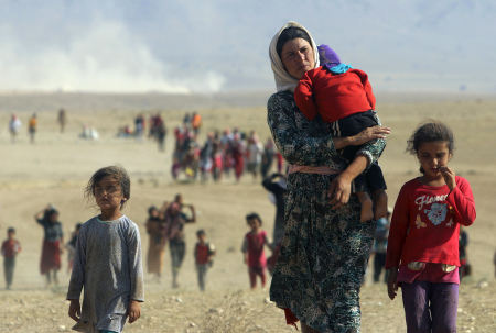 Trump plans to ban syrian refugees from the US permanently