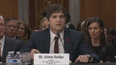 ashton kutcher speech