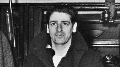 Albert DeSalvo, the self-confessed Boston Strangler.