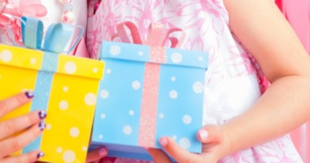 Would use a gift registry for your kid's birthday?