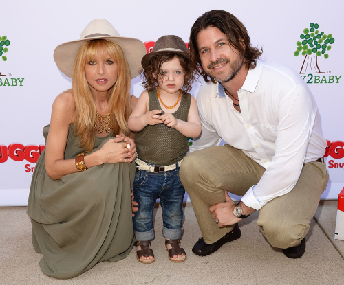 Rachel Zoe, Skyler and her husbo Richard