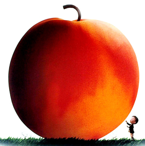 James and the Giant Peach. A classic