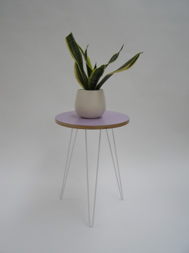 Mauve Modular Table - $95.00 - Wirely Home
