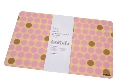 Placemats - $29.95 - Dots - kollab.com.au