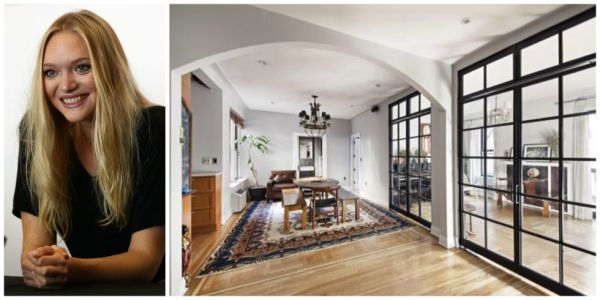Gemma ward bought this three-bedroom Manhattan apartment for $2.25m