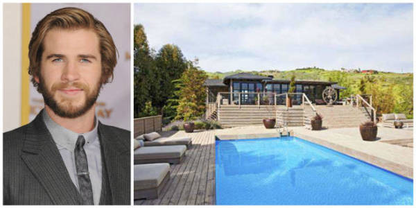Liam Hemsworth just purchased this three-bedroom place in Malibu for $6.8m