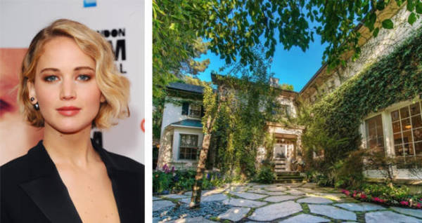 Jennifer Lawrence paid $6.4m for this gorgeous California home.