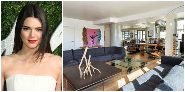 Kendall Jenner's $1.39 2 bedroom condo in LA
