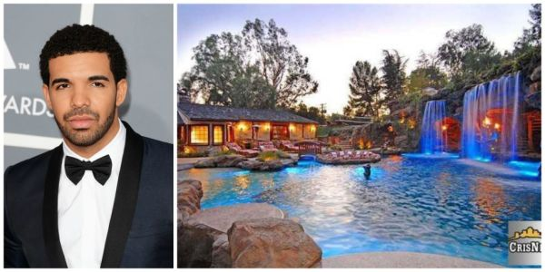 Drake paid $7.7m for this INSANE place with an awesome outdoor area