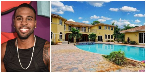 Jason Derulo paid $1.75m for this nine bedroom Florida home