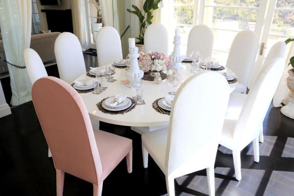 Lisa Vanderpump Check Out Inside Her Beverly Hills Mansion