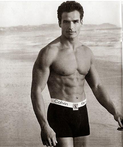 Antonio Sabato model