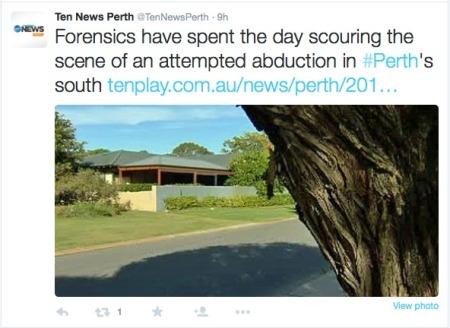 perth abduction