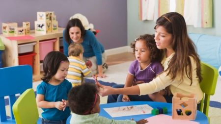 childcare assistant