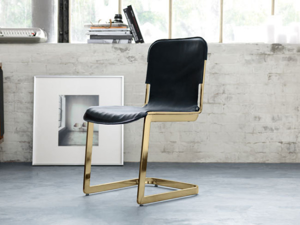 Incredible seat by Kravitz Design