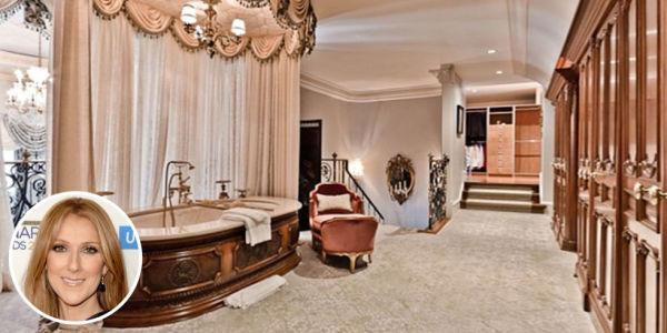 Celine Dion's bathroom