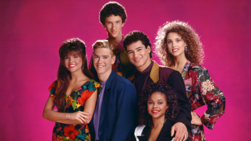 Saved by the Bell cast THEN...