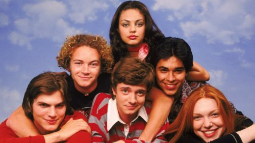 That 70's Show THEN...