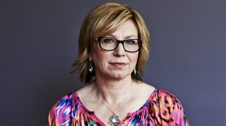 Fighter and incredible woman, Rosie Batty