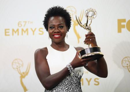 Emmy-winner Viola Davis