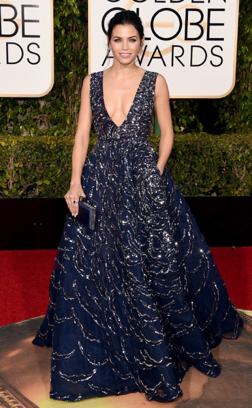Jenna Dewan-Tatum in Zuhair Murad Couture