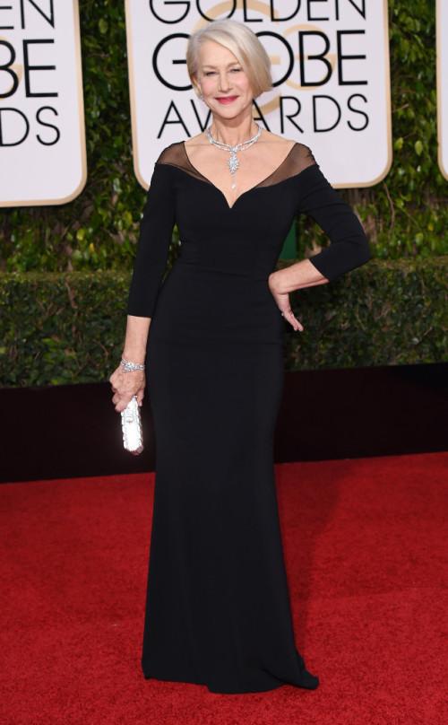 Helen Mirren. KILLING IT!