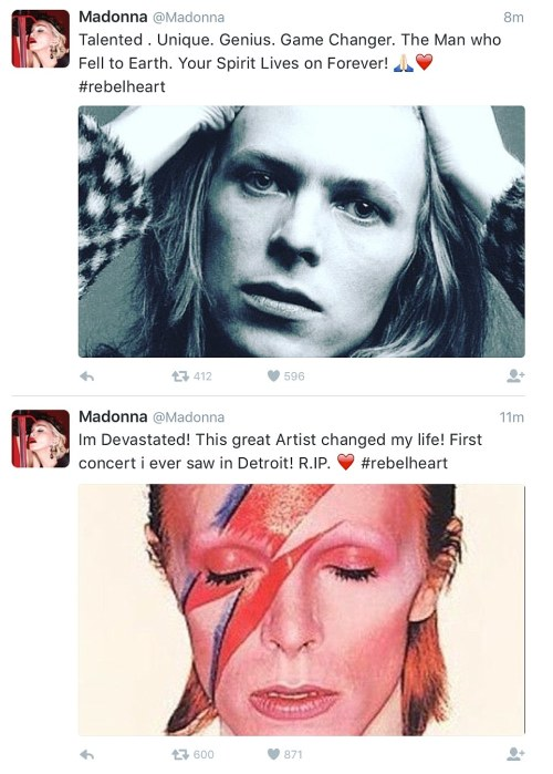 From Madonna