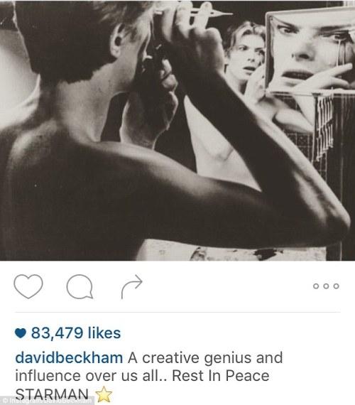 From David Beckham