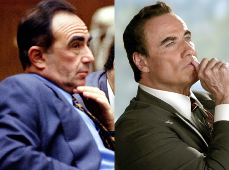 John Travolta as George Shapiro