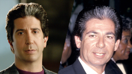 David Schwimmer as Robert Kardashian