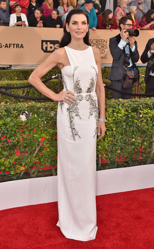 Julianna Margulies from The Good Wife in Berardi