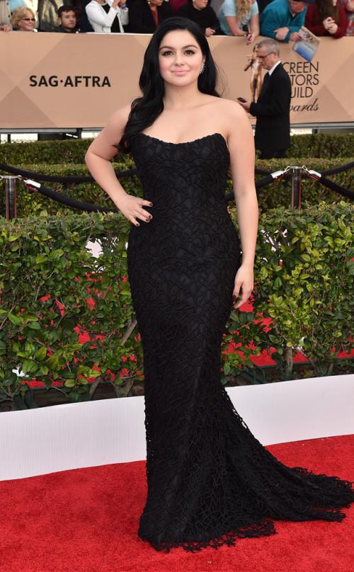 Modern Family star Ariel Winter in Ramona Keveza