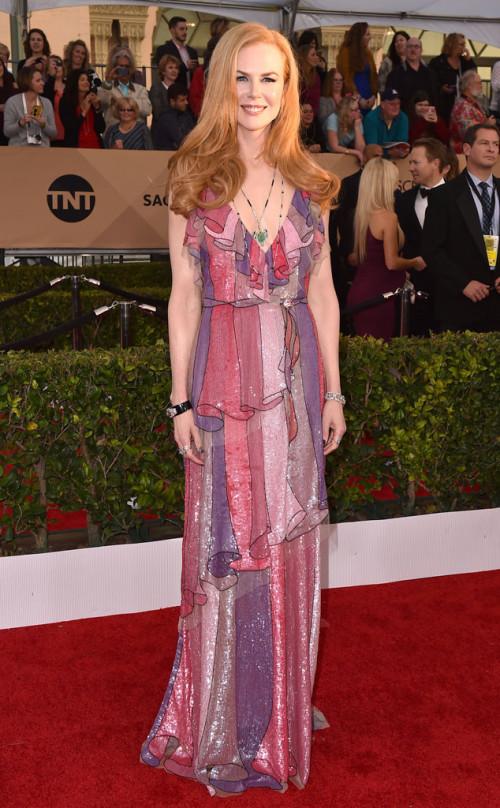 Nicole Kidman in Gucci