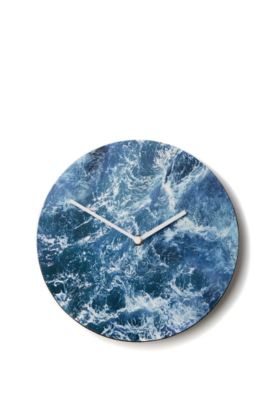 TYPO_WALL CLOCK_$24.99