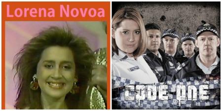 Lorena then, Constable Novoa now